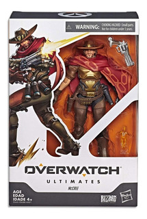 Hasbro: Overwatch Ultimates Mccree Blizzard