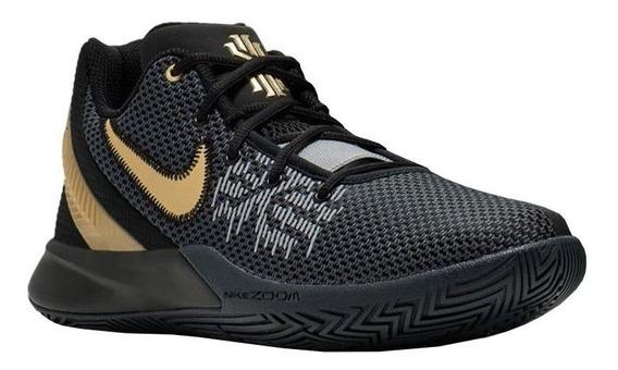 Tenis Nike Kyrie Flytrap Ii Negro,dorado# 25 Al 29 Buen Fin