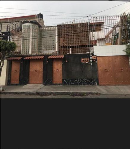 Imagen 1 de 12 de Casa Sola, Ciudad Jardin, Coyoacan, Oprtunidad, 352 M