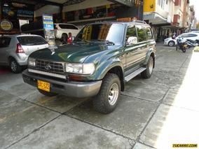 Toyota Burbuja Vx Fzj80 Mt 4.5