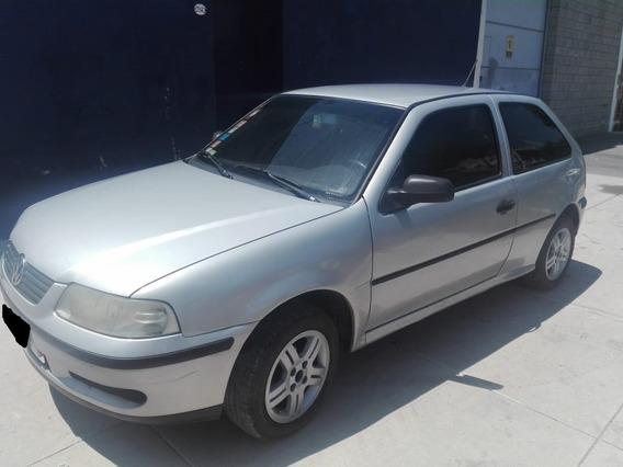 Volkswagen Gol 1.6 Con Gnc Sedan 3 Puertas Año 2004