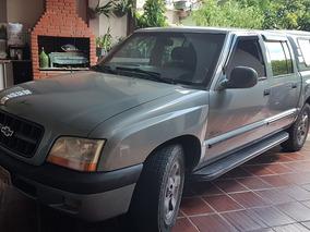 Chevrolet S10 2.8 Executive Cab. Dupla 4x4 4p 2003