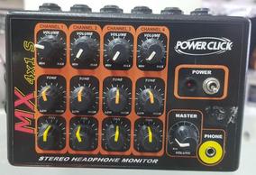 Monitor Individual Powerclick Mx 4x1s