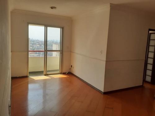 Imagem 1 de 20 de Apartamento Com 2 Dormitórios À Venda, 55 M² - Jardim Do Estádio - Santo André/sp - Ap66074