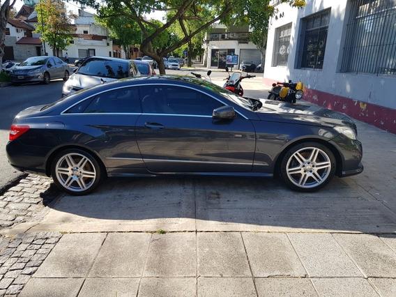 Mercedes-benz Clase E 2011 3.5 Coupe E350 Sport