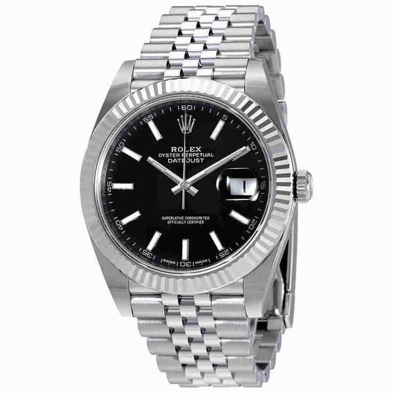 Reloj Rolex Oyster Perpetual Datejust Hombre 126334bksj