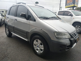 Fiat Idea Adventure 1.8 8v(flex) 4p 2008