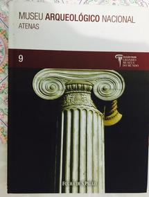 Livro: Museu Arqueológico Nacional Atenas - Lucas Mozzati