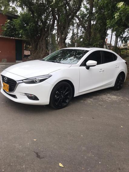 Mazda 3 Gran Turing 2.0 2019 Blanco 5 Puertas