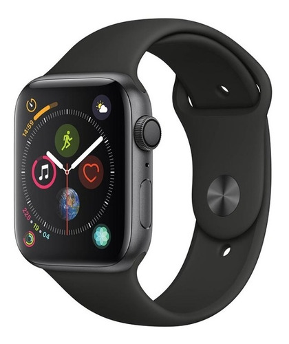 Apple Watch Series 5 44 Mm Space Gray - Em Estoque