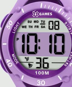 Relógio X Games Original Xkppd014