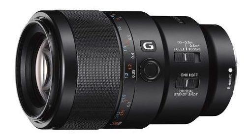 Lente Sony Fe 90mm F/2.8 Macro G Oss - Garantia + Nf
