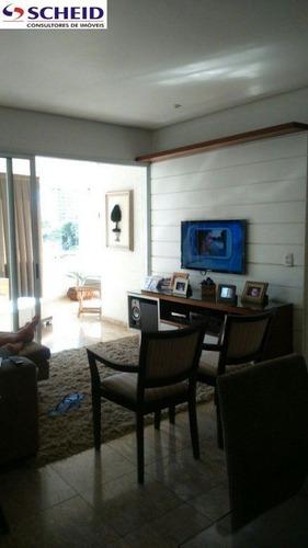 Imagem 1 de 10 de Brooklin, 115m,3 Dorm C/ae, 4º Rev, 1 Suite, 3 Wc, 3 Vagas, Terraço,lazer, Excelente Localização - Mc1722