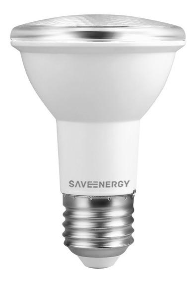 Lampada Par20 Led 7w Save Energy Par 20 Branco Neutro 4000k