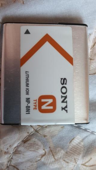 Bateria Np-bn1 Para Câmara Sony