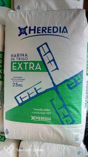 Harina Trigo Saco 25 Kilos