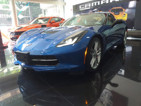 Chevrolet Corvette 6.2 V8 Stingray Z51 18 Meses Sin Interes
