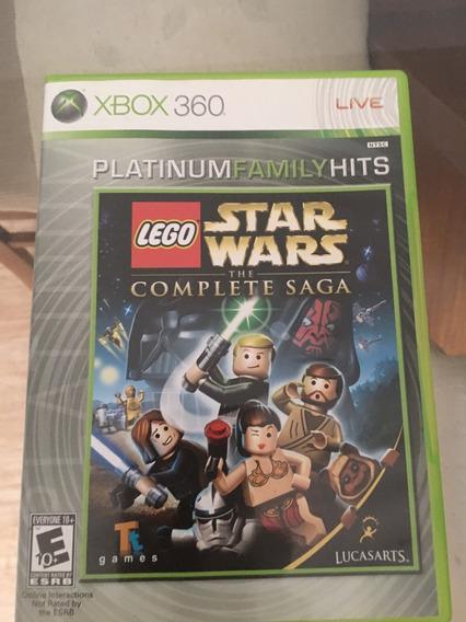 Jogo Star Wars - The Complete Saga Xbox 360