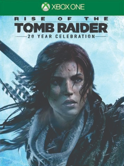 Rise Of The Tomb Raider: Aniversário De 20 AnosXbox One