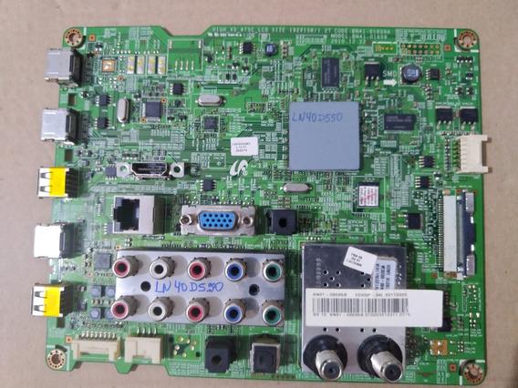 Placa Principal Samsung Ln40d550klgxzd