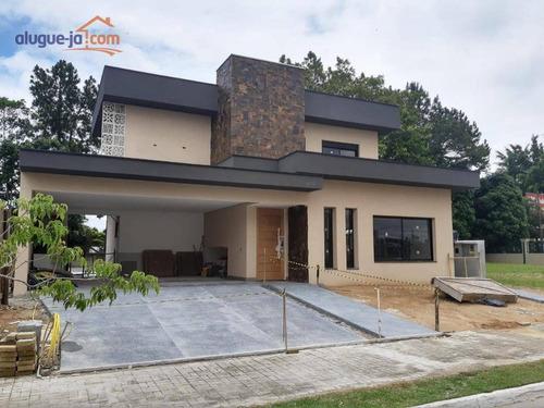 Casa Com 5 Dormitórios À Venda, 350 M² Por R$ 2.295.000,00 - Jardim Do Golfe - São José Dos Campos/sp - Ca3305