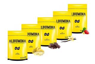 Albuina 500gr 83% De Proteína Naturovos