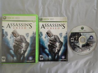 Assassins Creed De Xbox 360
