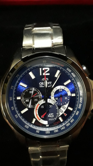 Relógio Orient Cronografo