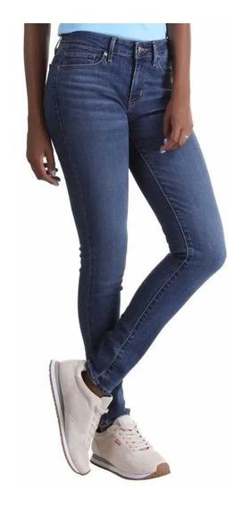 Calça Jeans Levis 720 Super Skinny Original