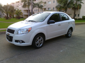 Chevrolet Aveo 1.6 Ltz L4 At 2015