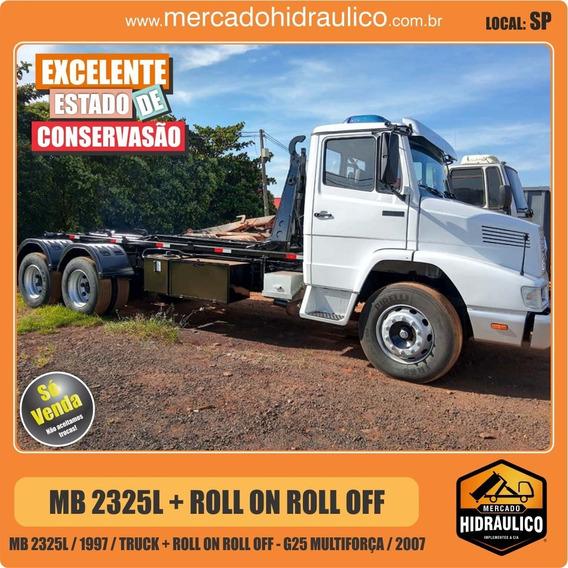 Mb 2325l / 1997 - Roll On Roll Off G25 Multiforça / 2007