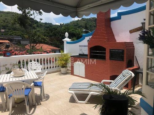 Imagem 1 de 30 de Casa Com 4 Dormitórios À Venda, 332 M² Por R$ 1.700.000 - São Francisco - Niterói/rj - Ca0487