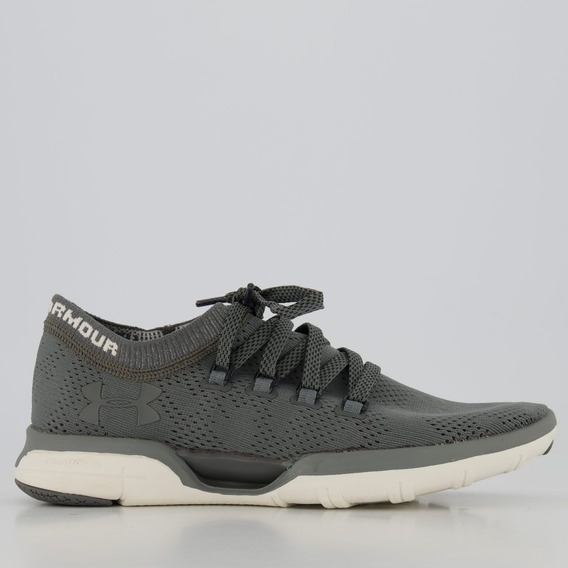 Tênis Under Armour Charged Coolswitch 2 Feminino Cinza