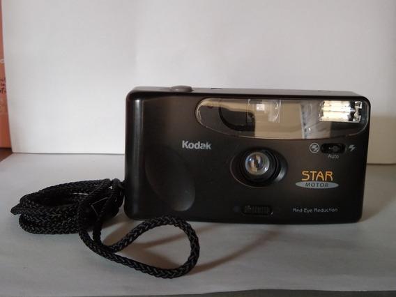 Máquina Foto Usada Não Liga Kodak Mod.starmotor. Analógica.