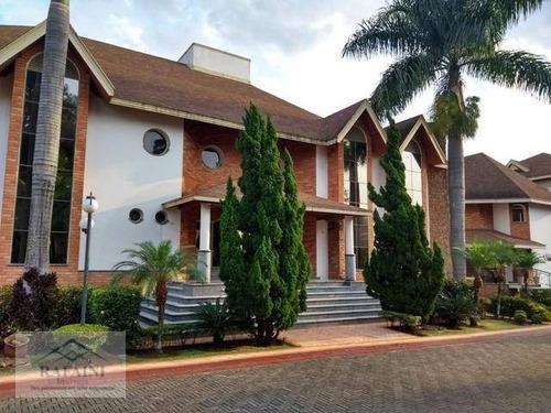 Mansão No Tatuapé À Venda Com 5 Dormitórios , 1050 M² Por R$ 8.500.000 - Vila Carrão - São Paulo/sp - Ca0179