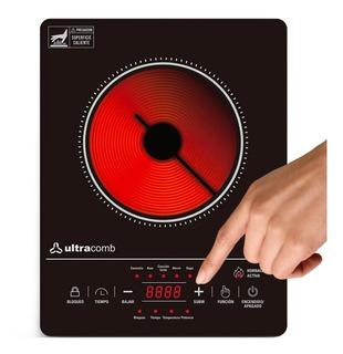 Anafe Electrico Vitroceramico Ultracomb 2211 Digital Tactil