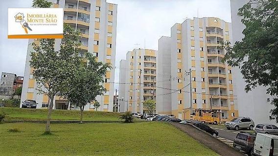 Apartamento Nunca Habitado No Condomínio Vale Verde - Ap1007