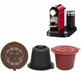 Cápsulas Para Nespresso Nescafe Rellenables