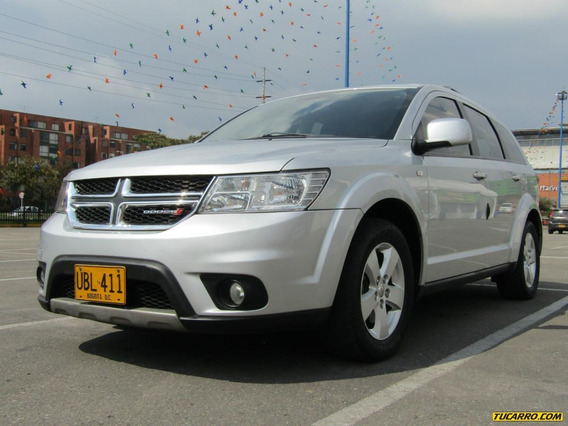 Dodge Journey Se 2.4 At Aa Ab Abs