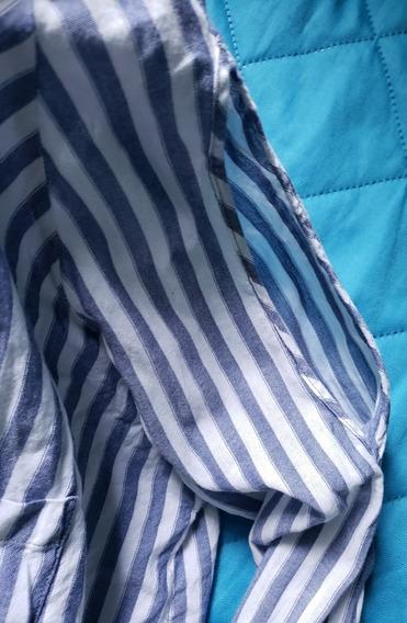 Camisa Wrangler Mujer Hombro Descubierto