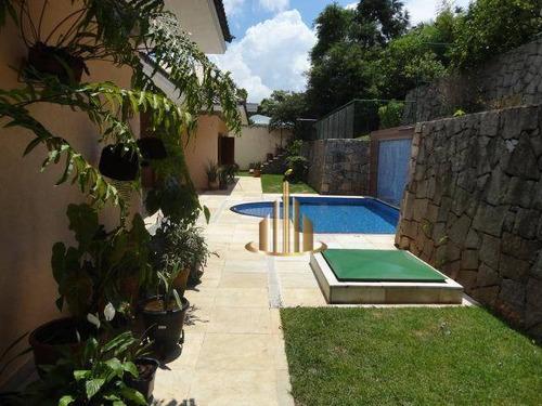 Casa À Venda, 700 M² Por R$ 4.000.000,00 - Tamboré 01 - Barueri/sp - Ca0001