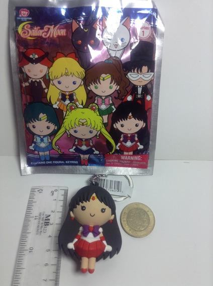 *** Llavero Sailor Mars De Sailor Moon 3d *** Pokechay