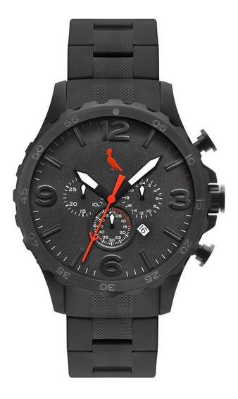 Relógio Reserva Masculino Ref: Rejp25ad/4p Robusto Black