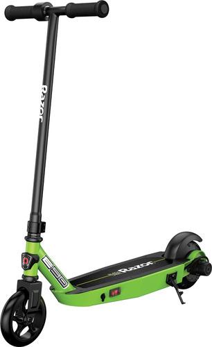Scooter Eléctrica Razor Black Label E90 Para Niños De 8