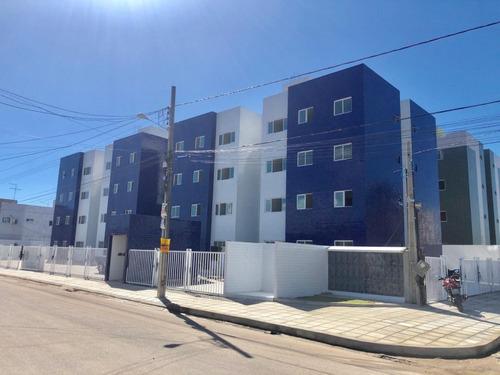Apartamento Para Venda - 004668