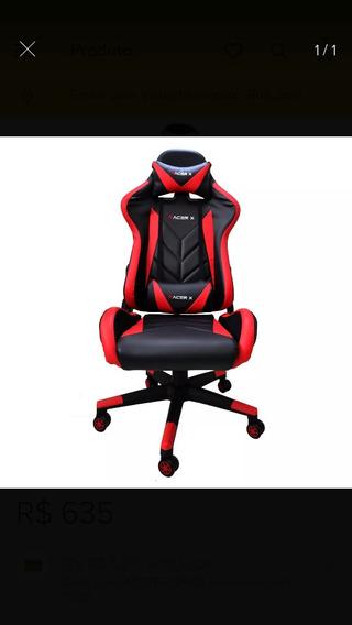 Cadeira Gamer Acer X