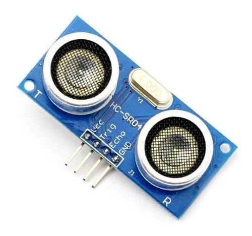 Imagen 1 de 1 de Sensor Ultrasonico Hc-sr04