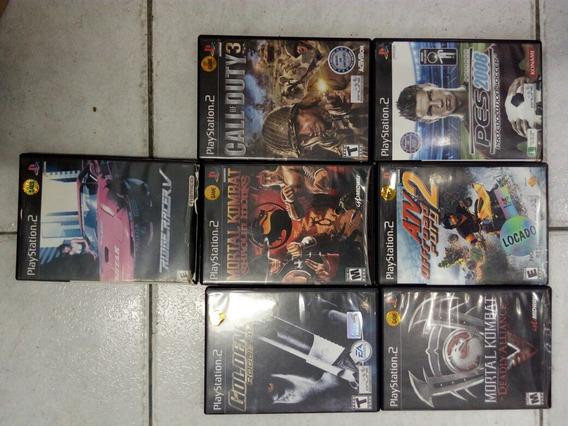 Jogos Originais De Playstation 2