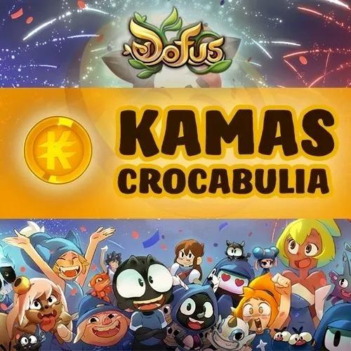 Kamas Dofus - 10mk Crocabulia | Leia Descrição |
