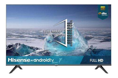 Imagen 1 de 4 de Smart Tv Hisense 43h5500g Android Tv Led Fhd 43